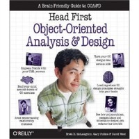 """Head First Object Oriented Analysis and Design"""